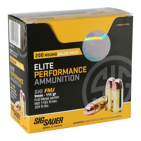 Elite 9mm Value Pack