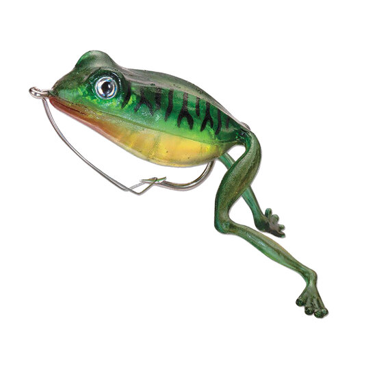 Classic Holographic Superior Frog