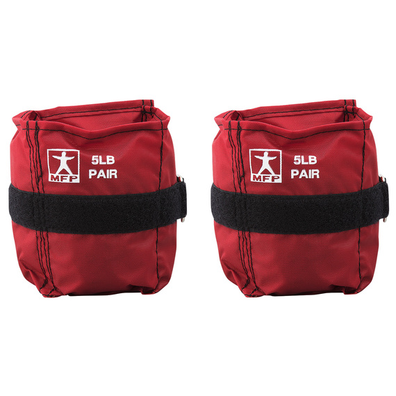 Ankle Weights - 5 lb. Pair