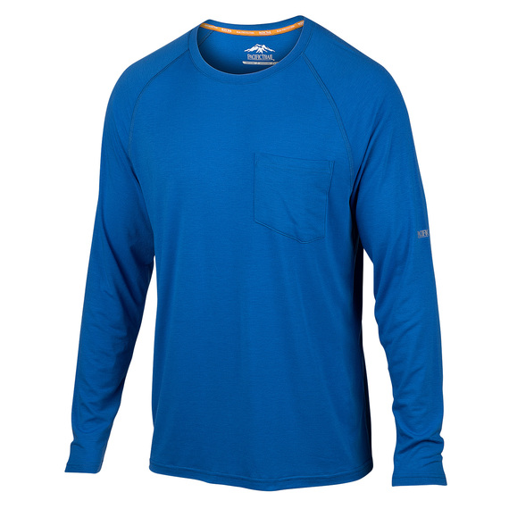 Men's Performance Long-Sleeve Sun Protection Tee