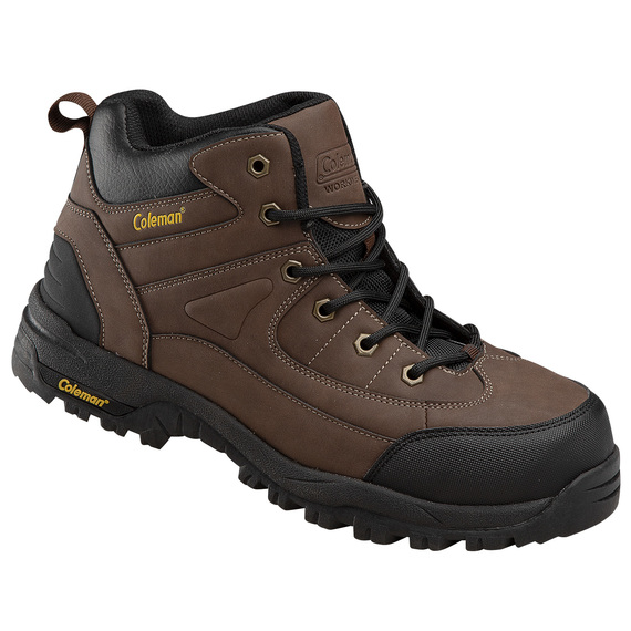 Foundation Steel Toe Men's Work Boots  - view 1