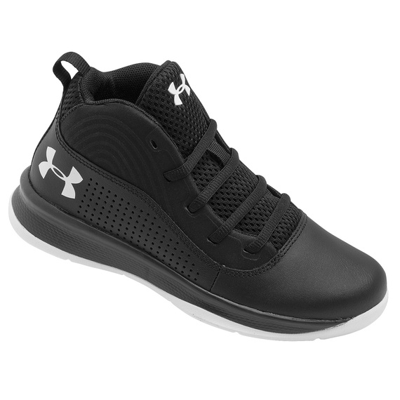 Lockdown 4 PS Boys' Basketball Shoes  - view 1