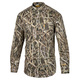 Men's Wasatch Camo Button-Up Hunting Shirt0