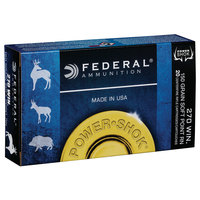 Federal Power-Shok .270 Win. Rifle Ammunition