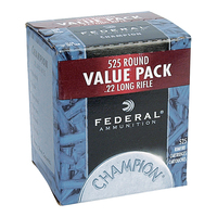 Federal Champion Copper-Plated Hollow Point .22LR Ammo
