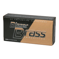 Blazer Brass 9mm Centerfire Ammunition