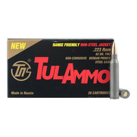 Tulammo .223 Remington Ammunition
