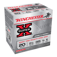 Winchester Xpert Steel 20 GA. Game and Target Loads