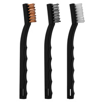OUTERS Utility Gun Cleaning Brush Set