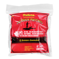 OUTERS .30-.50 Bulk Patches - 225 Count