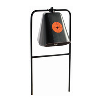 Do-All Outdoors Cow Bell .22 Rimfire Target