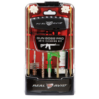 Real Avid Gun Boss Pro AR15 Gun Cleaning Kit