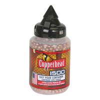 Crosman Copperhead BBs - 1,500 Count