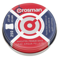 Crosman .177 Wadcutter Pellets - 250 Count