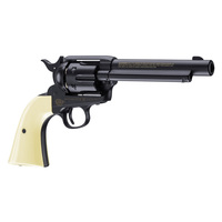 Colt Peacemaker Authentic Replica Blued .177 BB CO2 Revolver