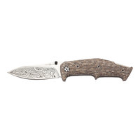Browning Assisted-Open Drop-Point Folding Knife