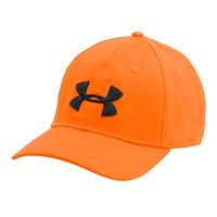Under Armour Men's Camo 2.0 Blaze Orange Cap