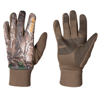 Jacob Ash Hot Shot Men's Grazer Stretch Fleece Gloves