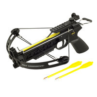 BOLT Crossbows The Pitbull Compound Pistol-Grip 28-Lb. Crossbow