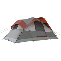 Golden Bear Pine Flat 8-Person 14'x10' Dome Tent