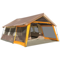 Golden Bear 8-Person 15'x12' Timber Lodge Tent