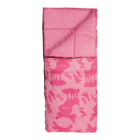 Wenzel Pink Moose +40° Sleeping Bag