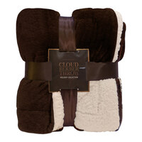Northpoint Trading Cloud Sherpa Throw Blanket