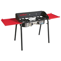 Camp Chef Explorer 2-Burner Deluxe Combo Stove
