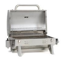 Smoke Hollow Stainless-Steel Tabletop Propane Grill
