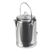 Stansport 9-Cup Aluminum Coffee Pot