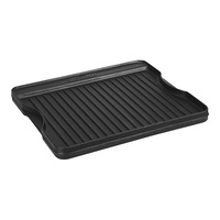 Camp Chef Reversible Pre-Seasoned Cast-Iron Grill/Griddle