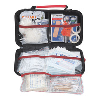 Lifeline Deluxe 121-Piece First Aid Kit