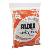 Camerons Products Alder Smoking Chips Approx. 2-lbs.