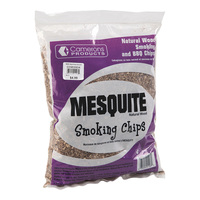 Camerons Products Mesquite Smoking Chips Approx. 2-lbs.