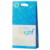 HydraPak Bottle Bright Natural Cleaning Tablets