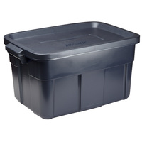 RUBBERMAID Roughneck 14 Gallon Storage Box with Lid