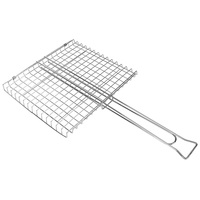 Mr. Bar-B-Q, Inc. Chrome Grilling Basket
