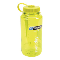 Nalgene Tritan Wide Mouth 1-Qt. Water Bottle - Green