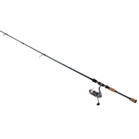 Okuma Rox Combo 2-Piece Rod with Spin Reel