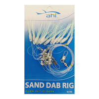 Ahi USA 12 Hook Sand Dab Rig