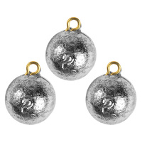 Bullet Weights Cannon Ball Sinkers - 2 oz