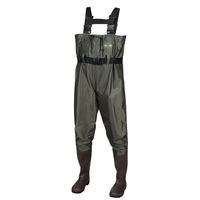 Pro Line Green River Chest Waders