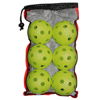 Franklin MLB Indestruct-A-Ball Training Baseballs - 6-Pack