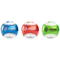 Franklin Soft Strike Chrome Tee-Balls - 3-Pack