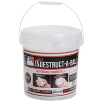 Franklin Indestruct-A-Ball Bucket with 24-9