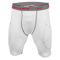 Rawlings Men's Baseball Sliding Shorts