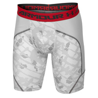 Under Armour Youth's Novelty Spacer Baseball Slider Shorts