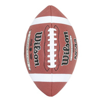 Wilson Silver Foil Competition Official Size Football