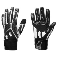 Under Armour Men's Combat Full-Finger Lineman Gloves
