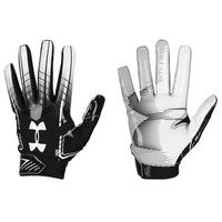 Under Armour F6 Youth's Football Receiver Gloves